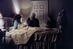 """The Exorcist"" Linda Blair, Max von Sydow, Jason Miller 1973 Warner Brothers ** I.V. - Image 3420_0420"