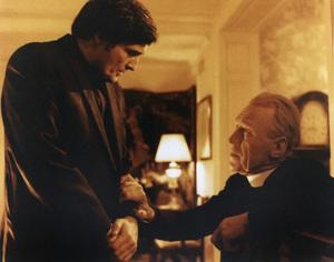 """The Exorcist"" Jason Miller, Max von Sydow 1973 Warner Brothers ** I.V. - Image 3420_0427"
