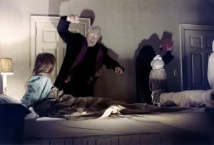 """The Exorcist"" Linda Blair, Max von Sydow 1973 Warner Brothers ** I.V. - Image 3420_0428"