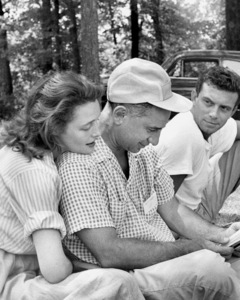 """A Face In The Crowd""Dir. Elia Kazan, Patricia Neal, Anthony Franciosa1957 Warner Bros.**I.V. - Image 3422_0114"