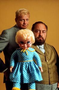 """Family Affair""Brian Keith, Sebastian Cabot and Mrs. Beasley1966 CBS © 1978 Ken WhitmoreMPTV - Image 3423_0016"