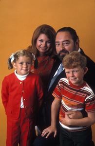 """""""A Family Affair""""Anissa Jones, Johnny Whitaker, Kathy Garver, Sebastian CabotJuly 1968 © 1978 Gene Trindl - Image 3423_0023"""