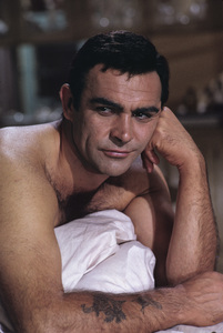 """""""A Fine Madness""""Sean Connery1966 Warner Brothers © 1978 David Sutton - Image 3428_0002"""