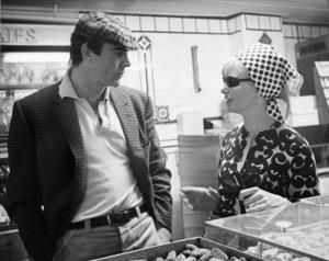 """A Fine Madness"" Joanne Woodward, Sean Connery, 1965 © 1978 David Sutton - Image 3428_0171"