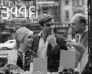 """""""A Fine Madness""""Joanne Woodward, Sean Connery, director Irvin Kershner1965© 1978 David Sutton - Image 3428_0172"""