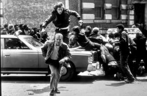"""Fort Apache, The Bronx,""Paul Newman, Ken Wahl © 1980 20th Century Fox - Image 3437_0011"