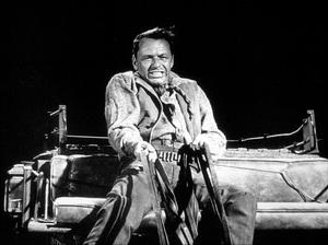 """Four For Texas""Frank Sinatra 1963 / Warner © 1978 Al St. Hilaire - Image 3438_0009"