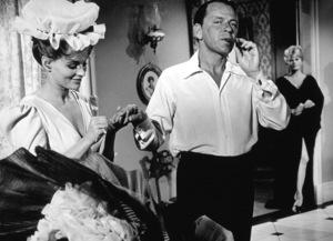 """Four For Texas""Frank Sinatra, Ursula Andress1963 / Warner © 1978 Al St. Hilaire - Image 3438_0021"