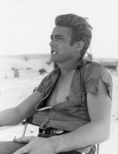 """Giant""James Dean1955 WarnerPhoto by Floyd McCarty**I.V. - Image 3448_0011"