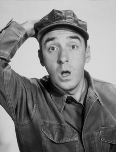"""Gomer Pyle, USMC""Jim Nabors, circa 1964. © 1978 Bud FrakerMPTV - Image 3456_0017"