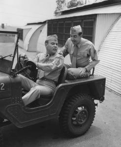 """Gomer Pyle U.S.M.C.""Frank Sutton,Jim Nabors1965Photo By Gabi Rona - Image 3456_0022"
