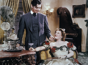 """Gone with the Wind""Clark Gable, Ona Munson1939 MGM - Image 3457_0025"