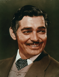 """""""Gone With The Wind,""""Clark Gable.1939 MGM - Image 3457_0026"""