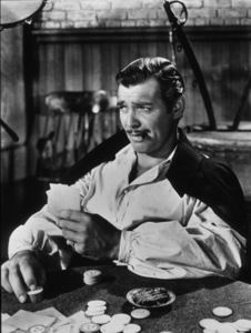 """""""Gone With The Wind"""" Clark Gable 1939 MGM - Image 3457_0037"""