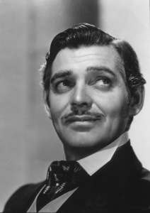 """""""Gone With The Wind,"""" Clark Gable.1939 MGM - Image 3457_0206"""