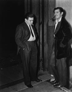 """Gone with the Wind""Producer David O. Selznick, Clark Gable1939 MGM** I.V. - Image 3457_0230"