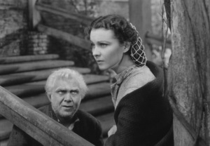 """""""Gone With The Wind""""Thomas Mitchell, Vivien Leigh1939 MGM**I.V. - Image 3457_0239"""