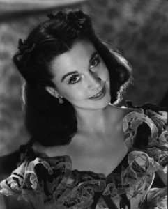 """""""Gone with the Wind""""Vivien Leigh1939 MGMPhoto by Laszlo Willinger** I.V. - Image 3457_0244"""