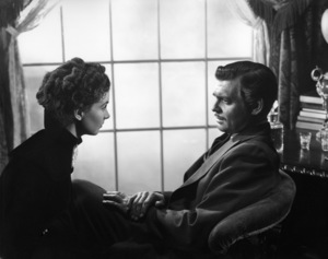"""""""Gone with the Wind""""Vivien Leigh, Clark Gable1939 MGM** I.V. - Image 3457_0249"""