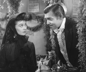 """Gone with the Wind""Vivien Leigh & Clark Gable1939 Selznick**I.V. - Image 3457_0261"