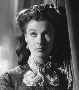 """""""Gone with the Wind""""Vivien Leigh1939 Selznick**I.V. - Image 3457_0262"""