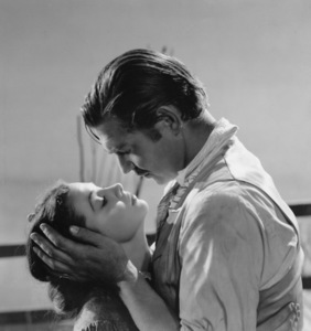 """""""Gone with the Wind""""Vivien Leigh & Clark Gable1939 Selznick**I.V. - Image 3457_0263"""