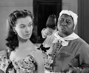 """Gone with the Wind"" Vivien Leigh, Hattie McDaniel 1939 Selznick International Pictures** I.V. - Image 3457_0264"