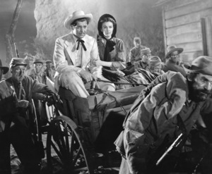 """""""Gone with the Wind""""Clark Gable & Vivien Leigh1939 Selznick**I.V. - Image 3457_0267"""