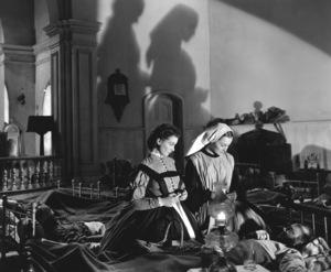 """""""Gone with the Wind""""Olivia De Havilland, Vivien Leigh1939 Selznick**I.V. - Image 3457_0277"""