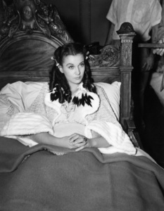 "Vivien Leigh on the set of ""Gone with the Wind""1939 MGM** B.D.M. - Image 3457_0289"