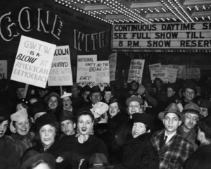 """""""Gone with the Wind""""Protesters1939** I.V. - Image 3457_0500"""