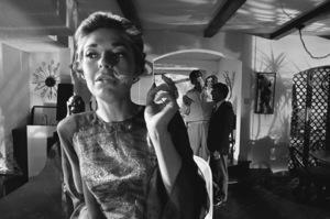 """The Graduate""Anne Bancroft, Murray Hamilton, Dustin Hoffman1967© 1978 Bob Willoughby - Image 3461_0171"