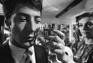 """""""The Graduate""""Dustin Hoffman, Anne Bancroft1967© 1978 Bob Willoughby - Image 3461_0317"""
