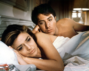 """The Graduate""Dustin Hoffman, Anne Bancroft1966**I.V. - Image 3461_0354"