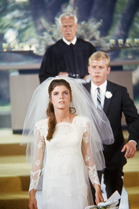 """""""The Graduate""""Katharine Ross, Brian Avery1967© 1978 Bob Willoughby - Image 3461_0375"""
