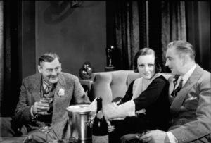 Lionel Barrymore, Joan Crawford, John BarrymoreFilm SetGrand Hotel (1932)Photo by George Hurrell0022958 - Image 3462_0032