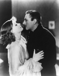 """Grand Hotel""Greta Garbo, John Barrymore1932 MGMPhoto by George Hurrell - Image 3462_0036"