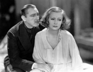 """Grand Hotel""John Barrymore & Greta Garbo1932 MGM**I.V. - Image 3462_0039"