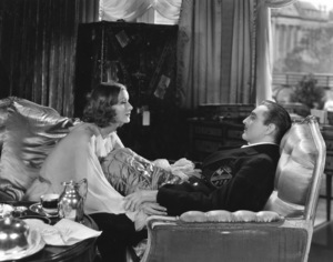 """Grand Hotel""Greta Garbo, John Barrymore1932 MGM**I.V. - Image 3462_0047"