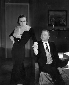 """Grand Hotel""Joan Crawford, Wallace Beery1932 MGM**I.V. - Image 3462_0049"