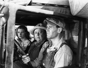"""The Grapes of Wrath""Dorris Bowdon, Jane Darwell, Henry Fonda1940 20th Century Fox - Image 3463_0113"