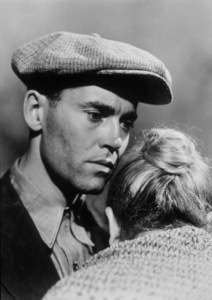 """The Grapes Of Wrath,"" Henry Fonda.1940/20th Century Fox**I.V. - Image 3463_0117"
