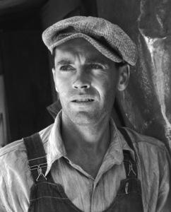"""""""The Grapes of Wrath""""Henry Fonda1940 20th Cent. Fox**I.V. - Image 3463_0137"""