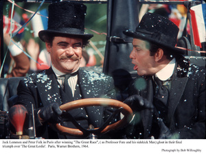 """Great Race, The""Jack Lemmon, Peter FalkPhoto taken in 1964 / Warner Bros. © 1978 Bob Willoughby - Image 3467_0340"
