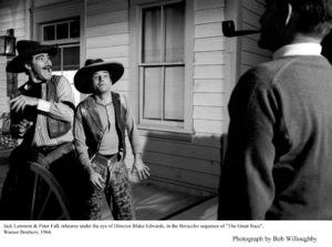 """Great Race, The""Jack Lemmon, Peter Falk, Dir. Blake EdwardsPhoto taken in 1964 / Warner Bros. © 1978 Bob Willoughby - Image 3467_0345"