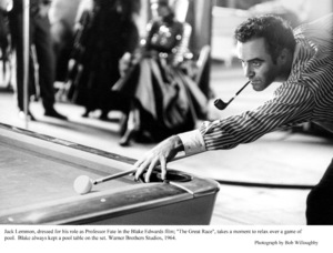 """""""Great Race, The""""Jack Lemmon in character.Photo taken in 1964 / Warner Bros. © 1978 Bob Willoughby - Image 3467_0359"""