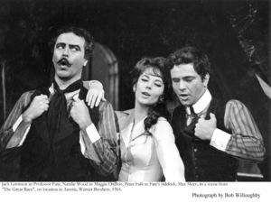 """Great Race, The""Jack Lemmon , Natalie Wood, Peter FalkPhoto taken in 1964 / Warner Bros. © 1978 Bob Willoughby - Image 3467_0363"