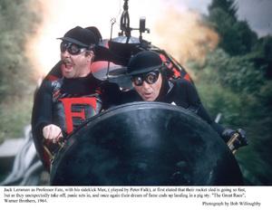 """Great Race, The""Jack Lemmon, Peter Falk Photo taken in 1964 / Warner Bros. © 1978 Bob Willoughby - Image 3467_0367"