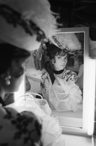 """""""The Great Race""""Natalie Wood1965© 1978 Bob Willoughby - Image 3467_0431"""