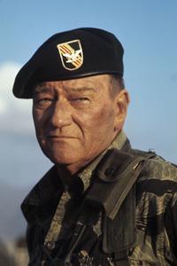 """The Green Berets""John Wayne Warner Bros.1967© 1978 David Sutton - Image 3469_0012"